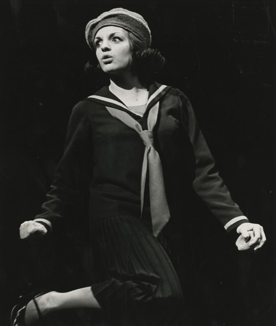 Liza Minnelli in the Broadway production of Flora the Red Menace.