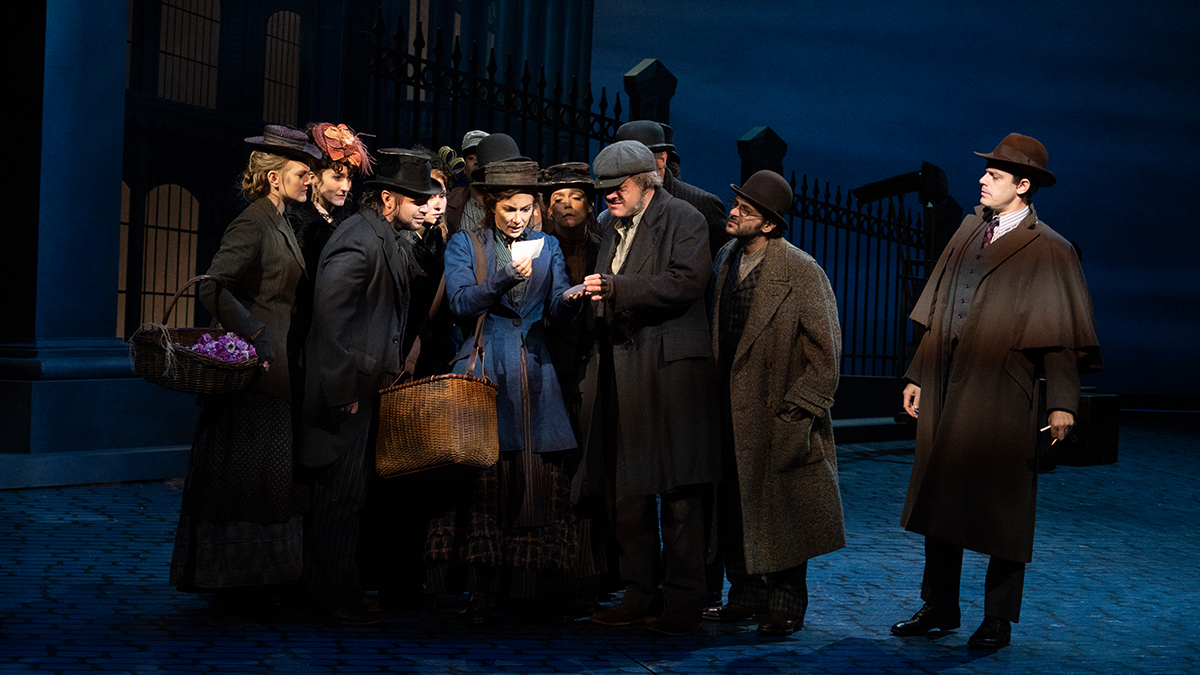 My Fair Lady to launch national tour.