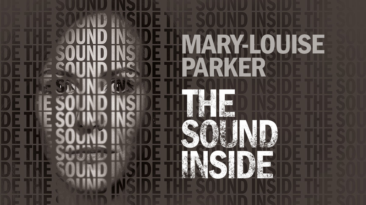 Mary-Louise Parker in The Sound Inside on Broadway | Tickets & Information