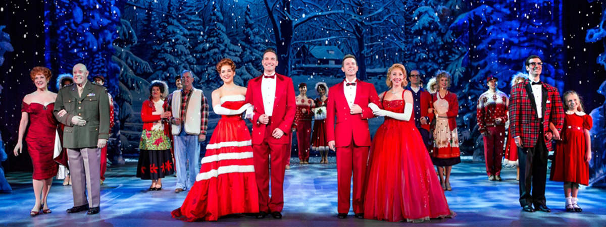White Christmas to head on Tour this year