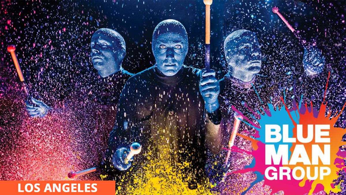 Blue Man Group | Los Angeles