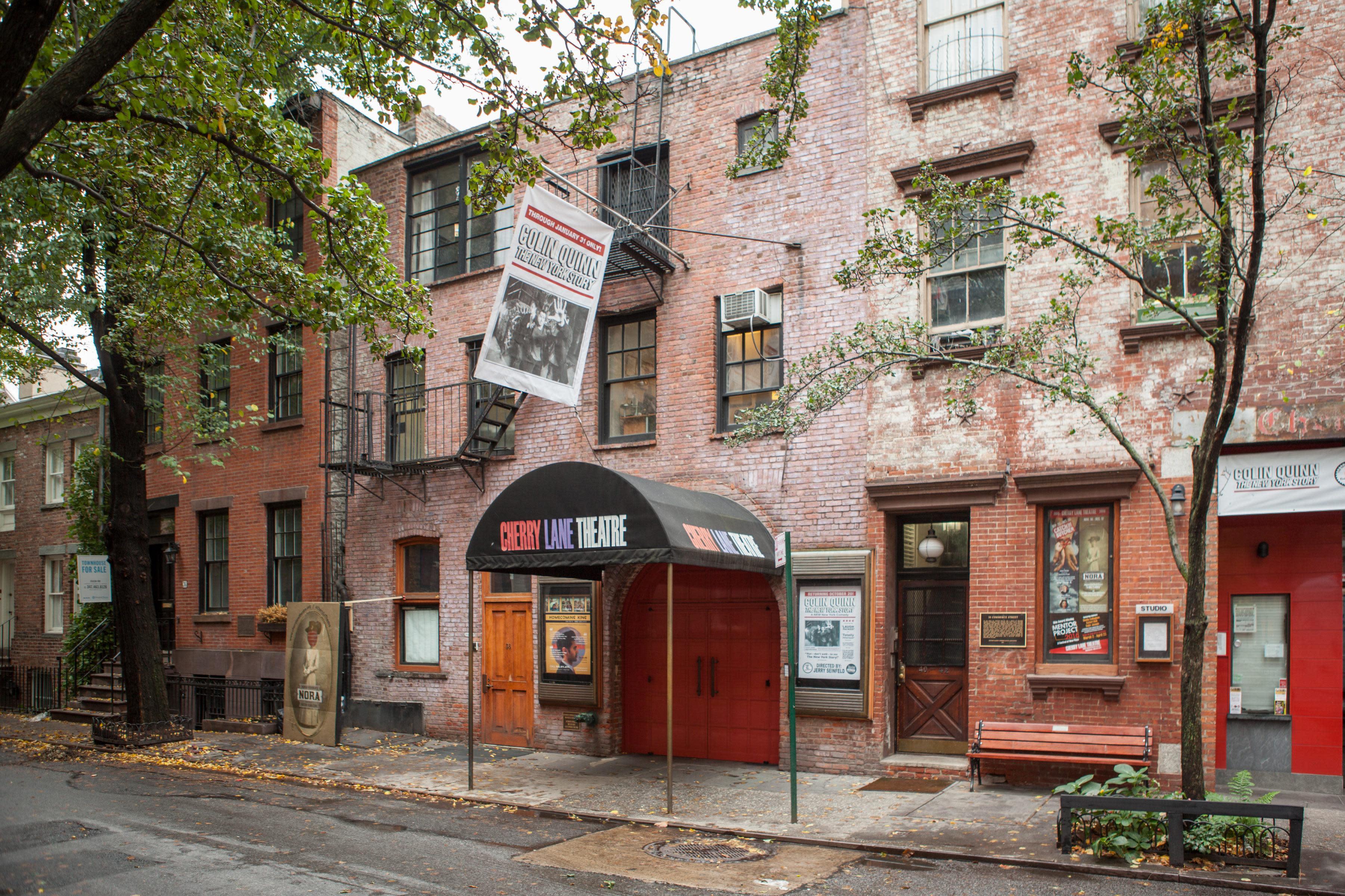 The Cherry Lane Theatre