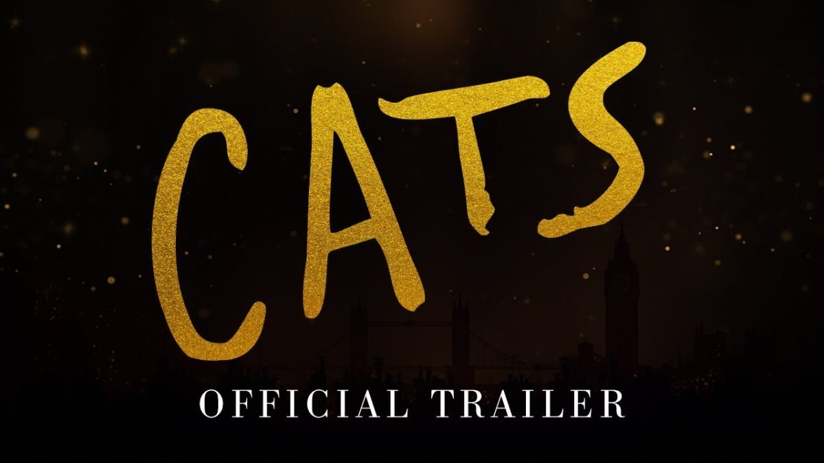 Cats official Trailer