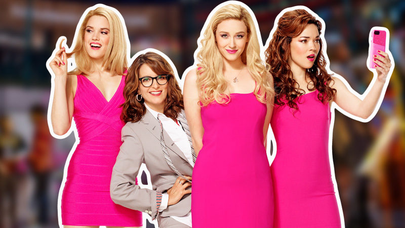 "National Tour of Mean Girls Has Its ""Plastics"" 