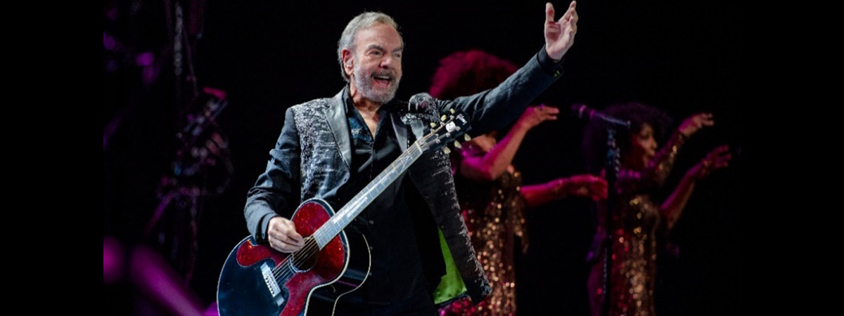 Neil Diamond musical coming to Broadway