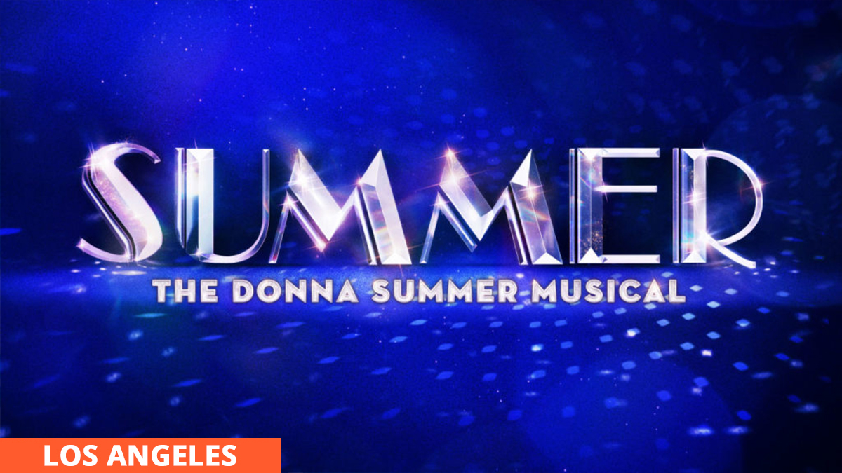 Summer: The Donna Summer Musical in Los Angeles