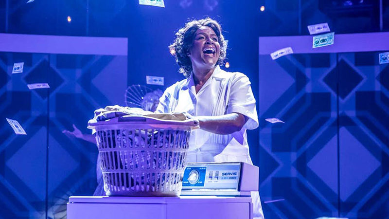 Sharon D Clarke in Caroline or Change, coming to Broadway