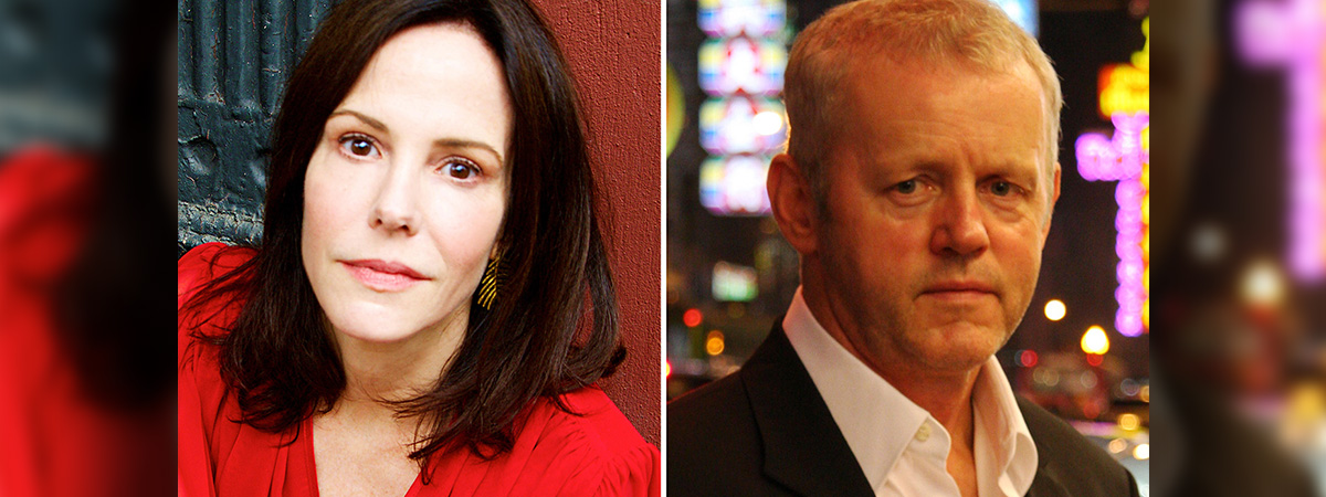 Mary Louise Parker and David Morse will star in How I Learned to Drive on Broadway at Manhattan Theatre club