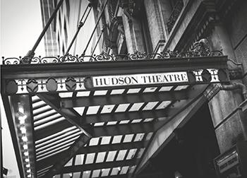 Hudson Theatre History
