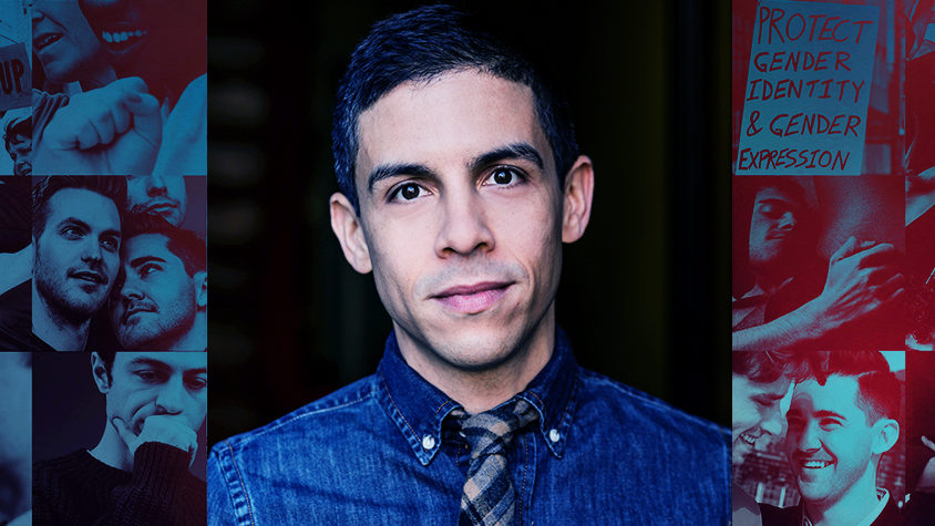Matthew Lopez for The Inheritance on Broadway
