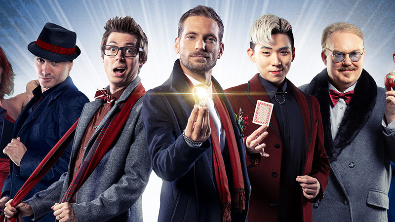The Illusionists - Magic of the Holidays at the Neil Simon Theatre on Broadway