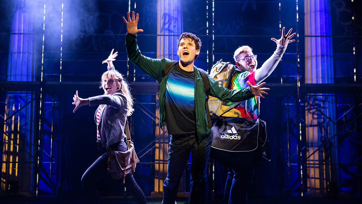 The Lightning Thief Heads to Broadway this Fall