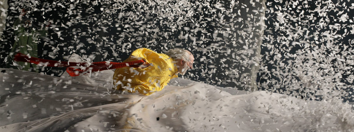 Slava's Snow Show heading to Broadway's Sondheim Theatre