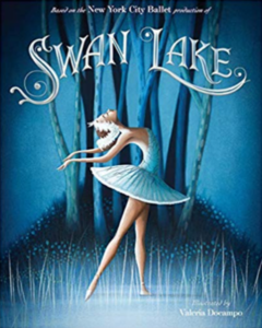 Swan Lake by New York City Ballet and Valeria Docampo