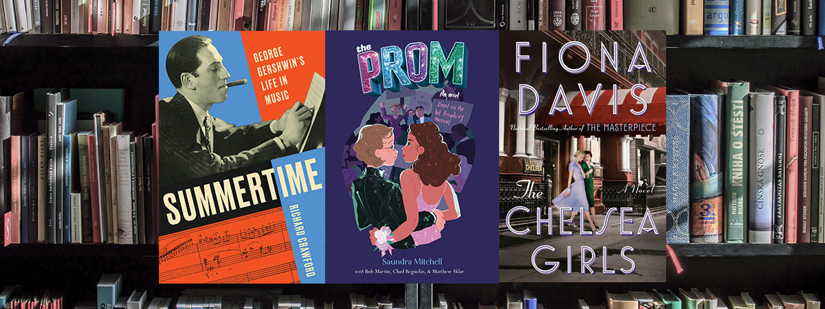Bookfilter's Fall Book Guide for Theater Lovers