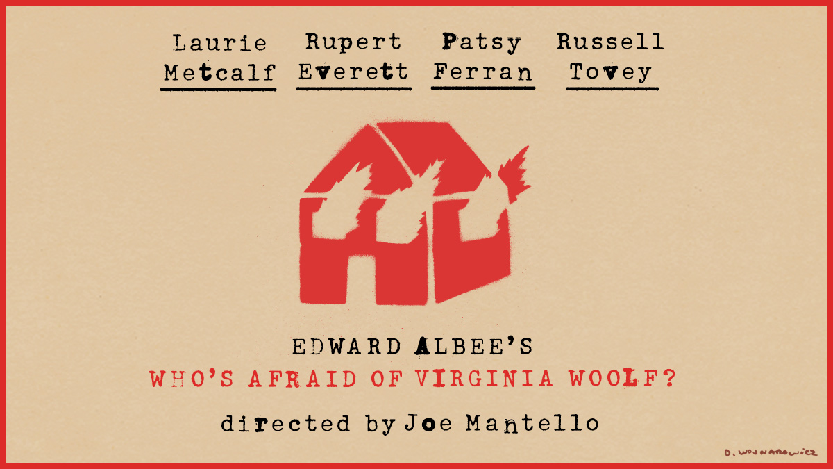 Who's Afraid of Virginia Woolf Broadway Tickets & Information