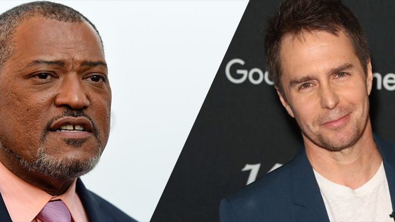 Luarence Fishburne and Sam Rockwell to star in the first Broadway revival of American Buffalo, by David Mamet.