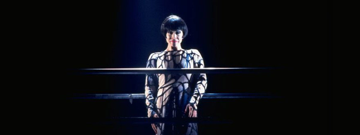 Chita Rivera in Kiss of the Spider Woman on Broadway