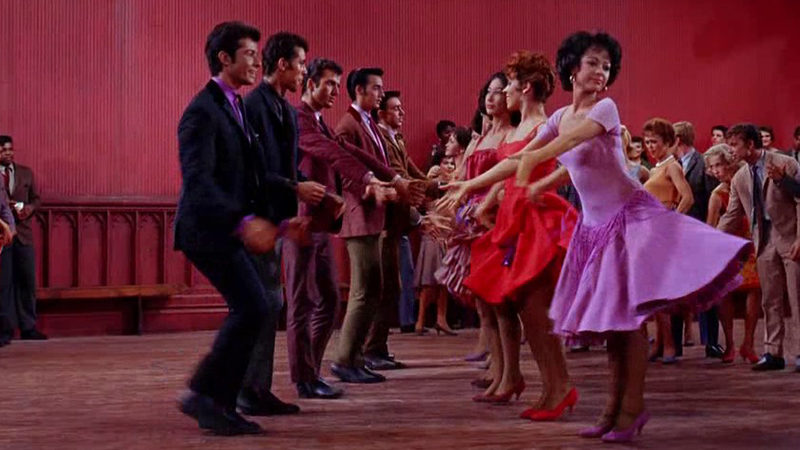"""The Dance at the Gym"" from the motion picture West Side Story"