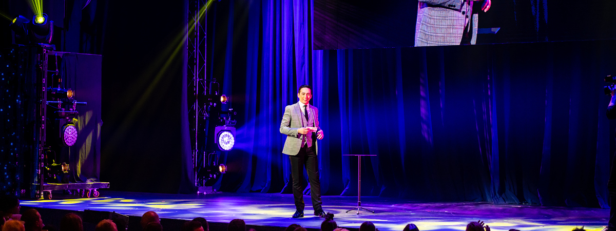 Paul Dabek Gets Set to Amaze Broadway Audiences in The Illusionists