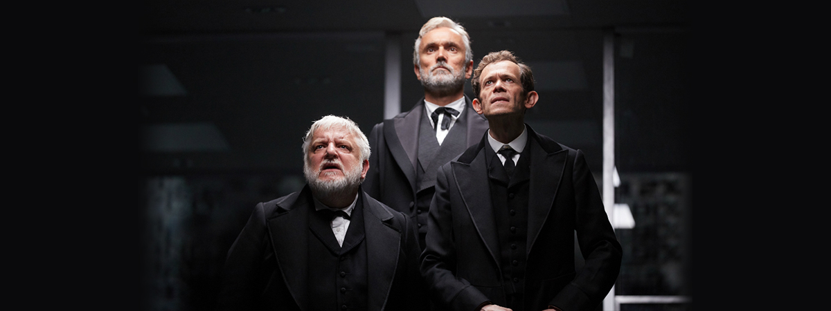 The Lehman Trilogy comes to Broadway in 2020 at the Nederlander Theatre