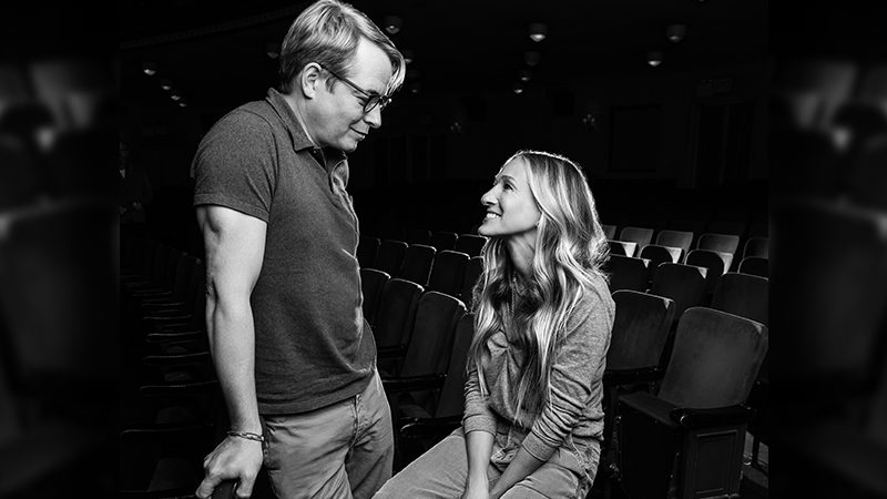 Matthew Broderick and Sarah Jessica Parker to star in Plaza Suite by Neil Simon