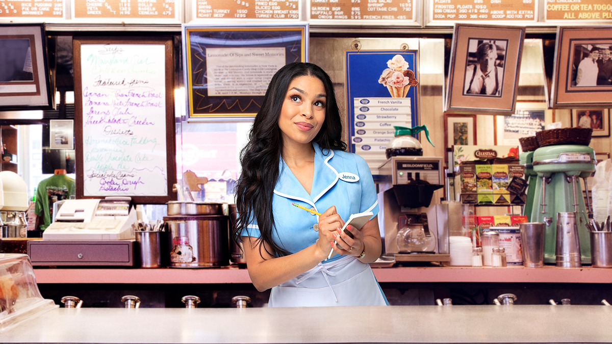 Jordin Sparks Joins Waitress