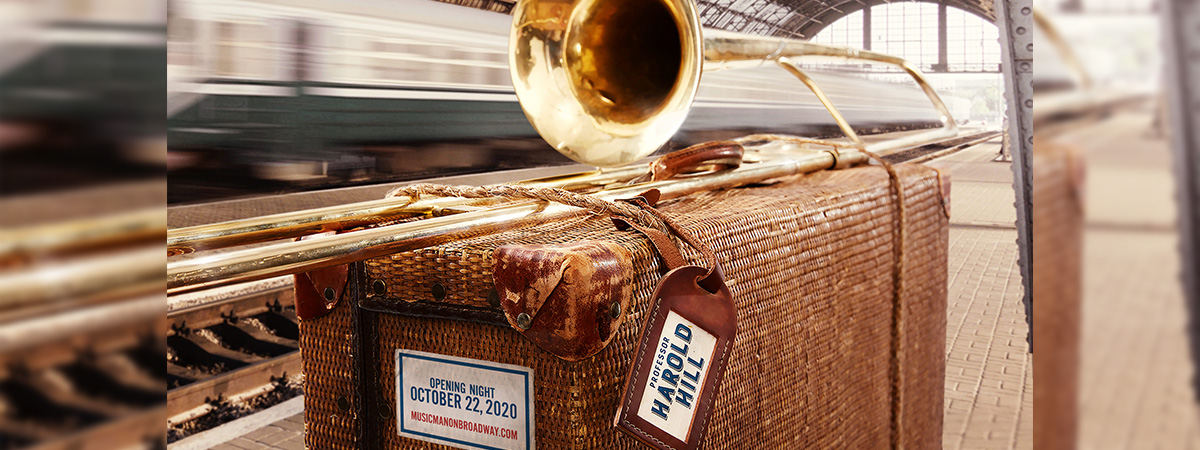 The Music Man coming to Broadway