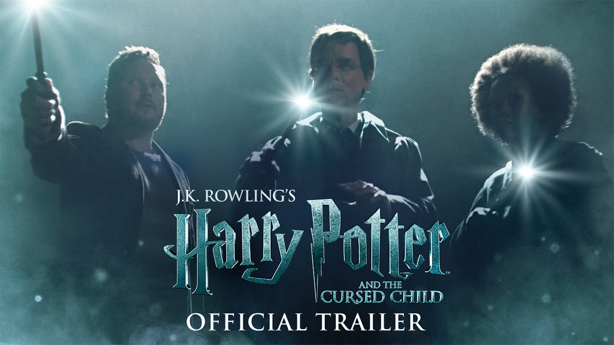 Harry Potter and the Cursed Child Official Darkness Trailer