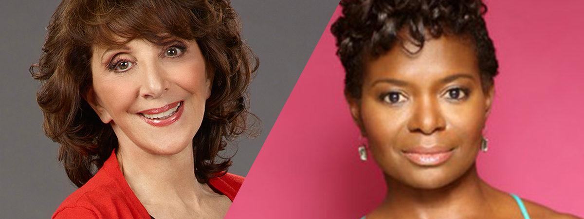 Andrea Martin and LaChanze