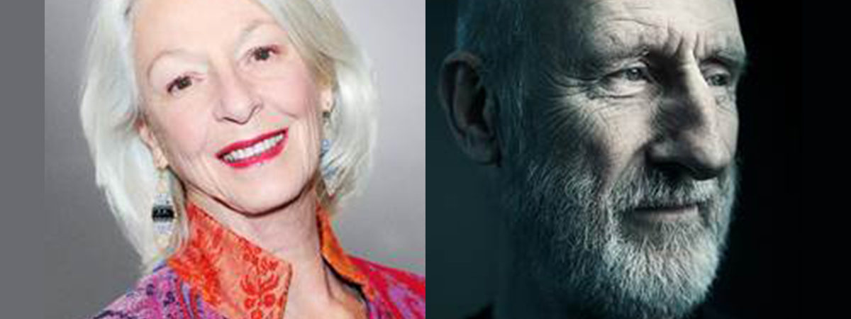 Jane Alexander and James Cromwell