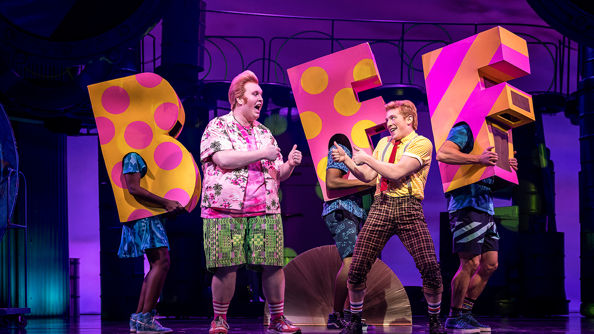 SpongeBob Musical Live
