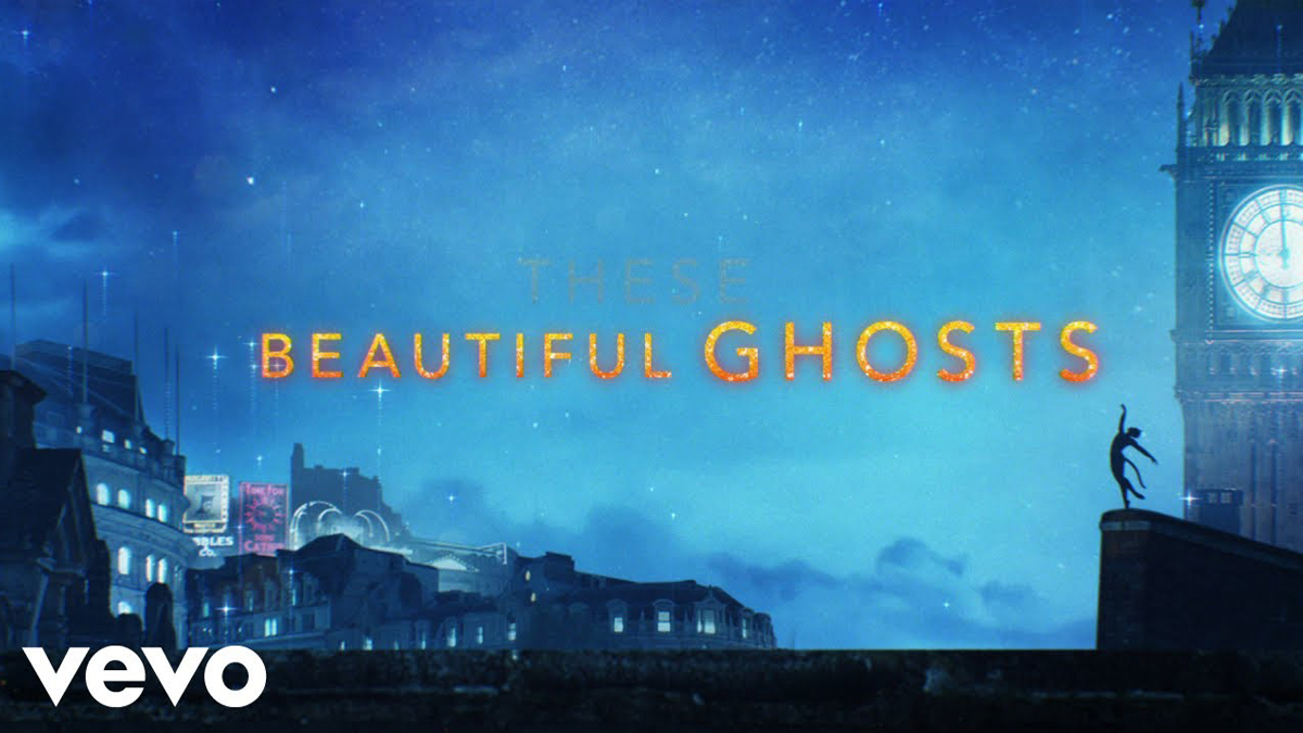 Beautiful Ghosts by Taylor Swift and Andrew Lloyd Webber