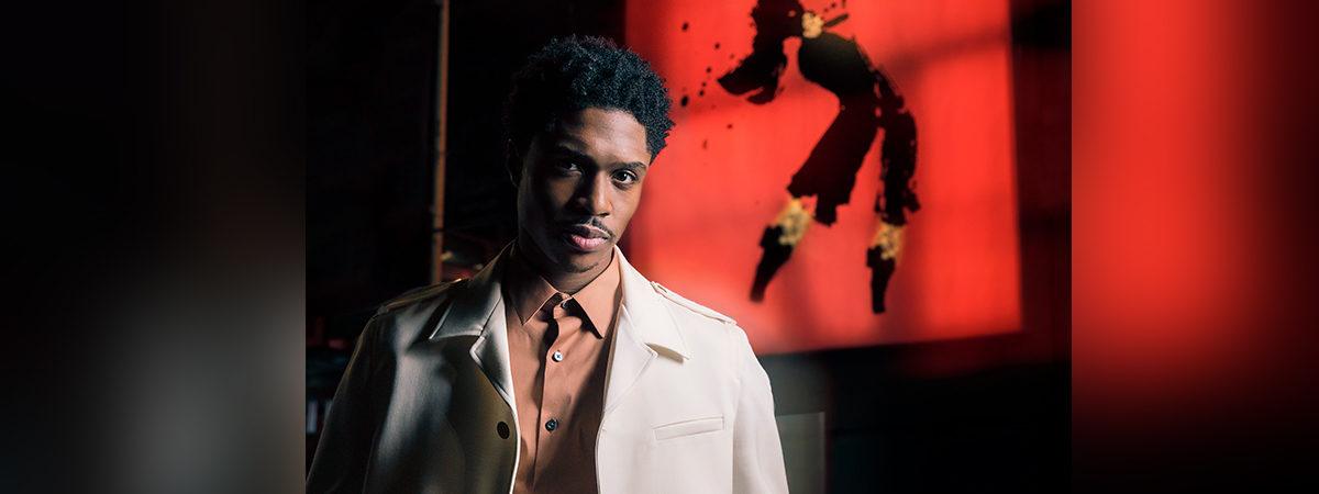 Ephraim Sykes as MJ