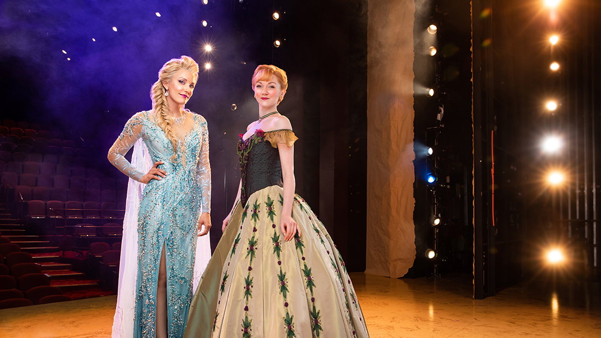 Frozen Tour Lottery