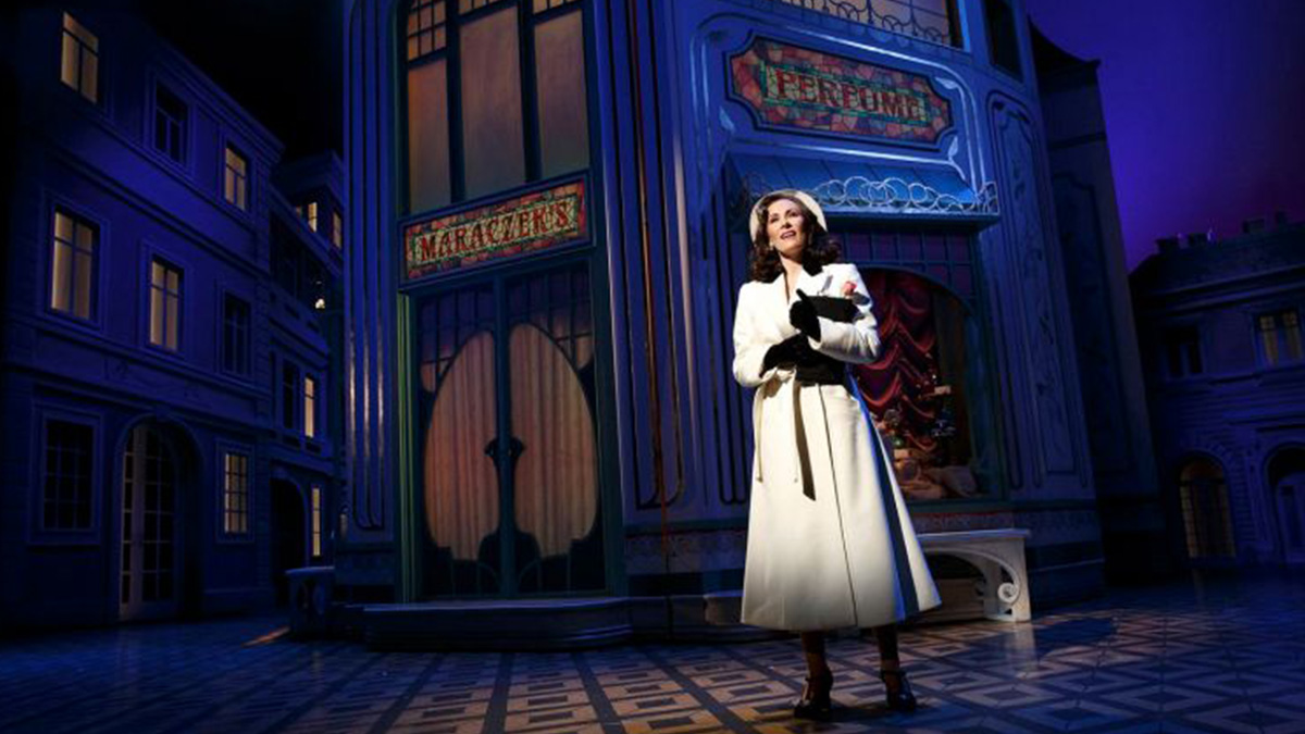 Laura Benanti in She Loves Me