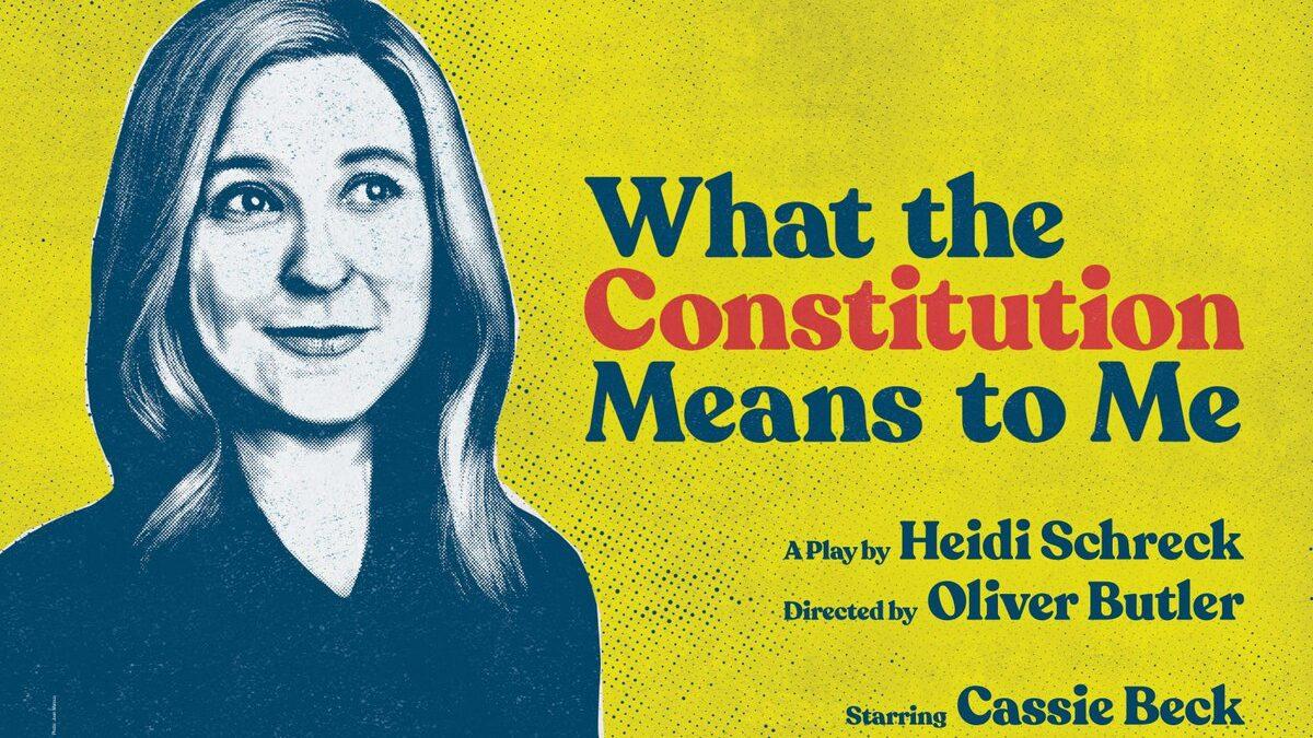 constitution key art