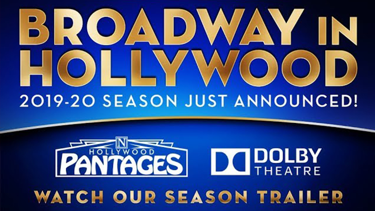 Broadway in Hollywood Season Trailer