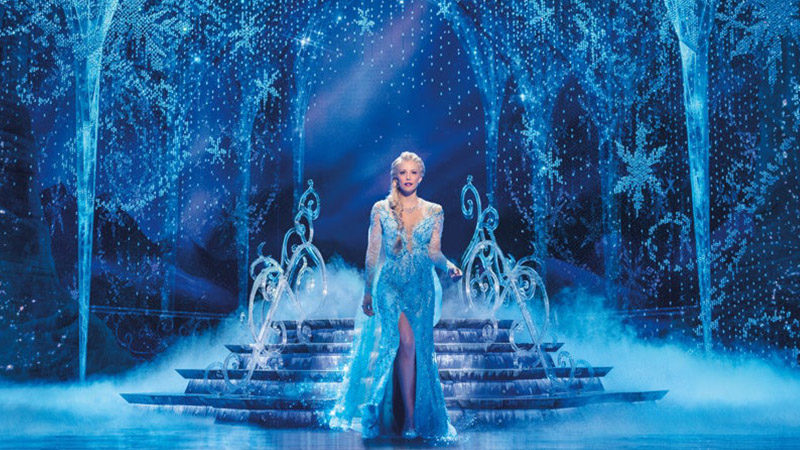 Frozen First Look