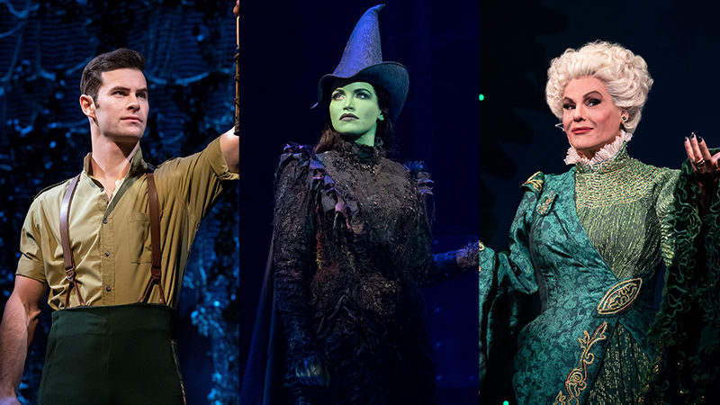 Wicked New Cast