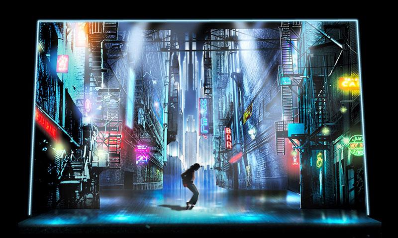 MJ Set Rendering by Derek McLane.