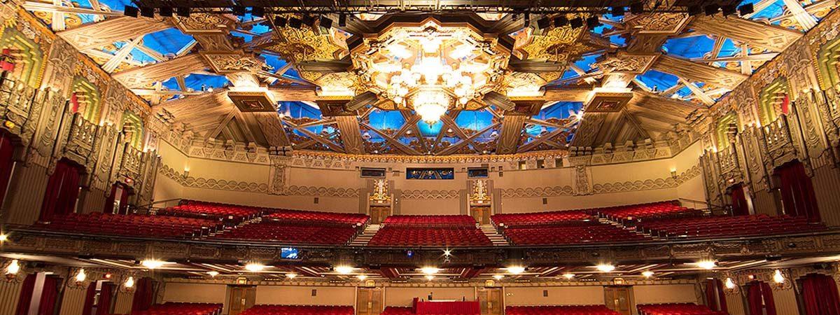 Pantages Suspends Performances