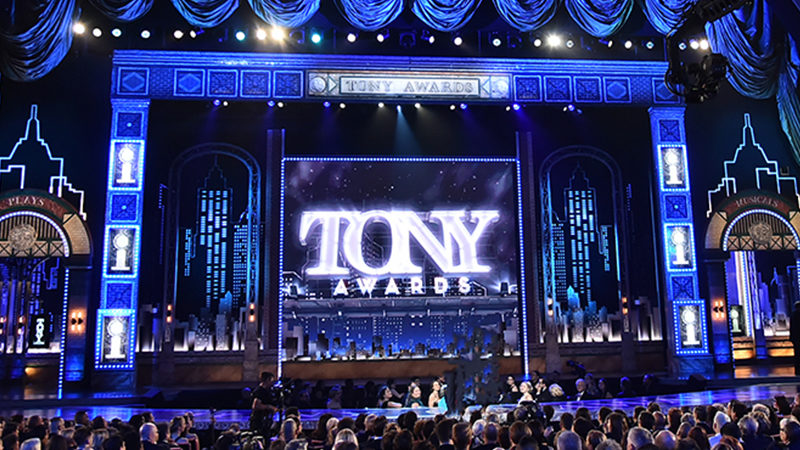Tony Awards Postponed