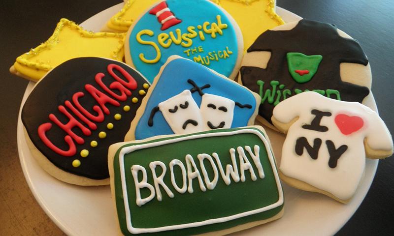 Broadway Cookies