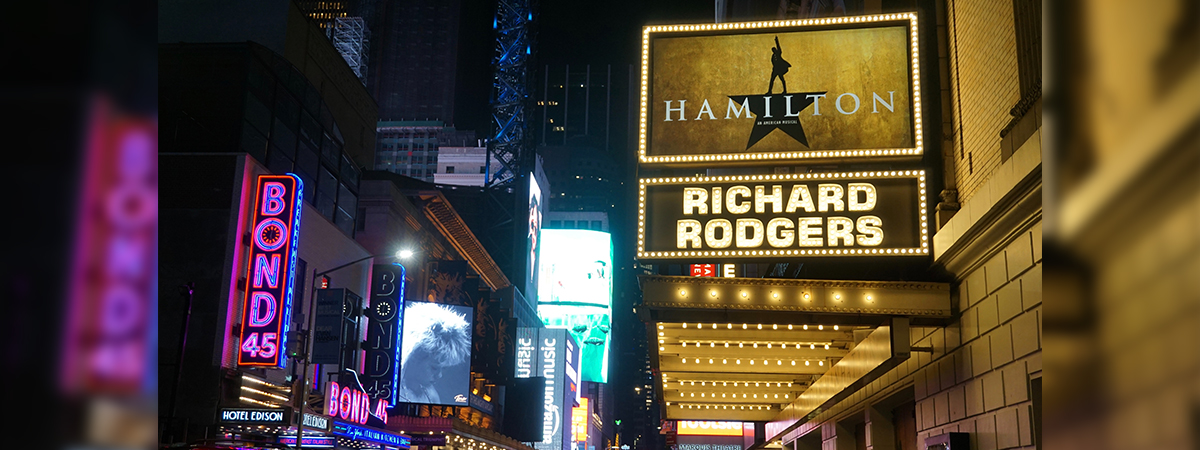 Broadway Marquee
