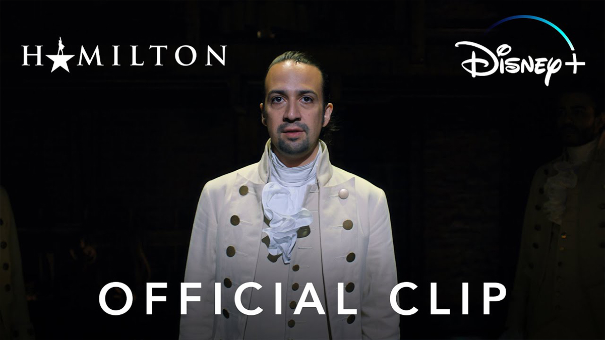 Hamilton Official Clip