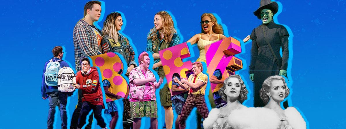 Broadway Best Friends