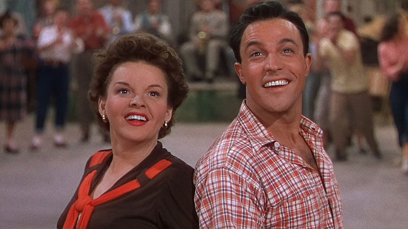 BroadwayHD SummerStock Judy Garland and Gene Kelly