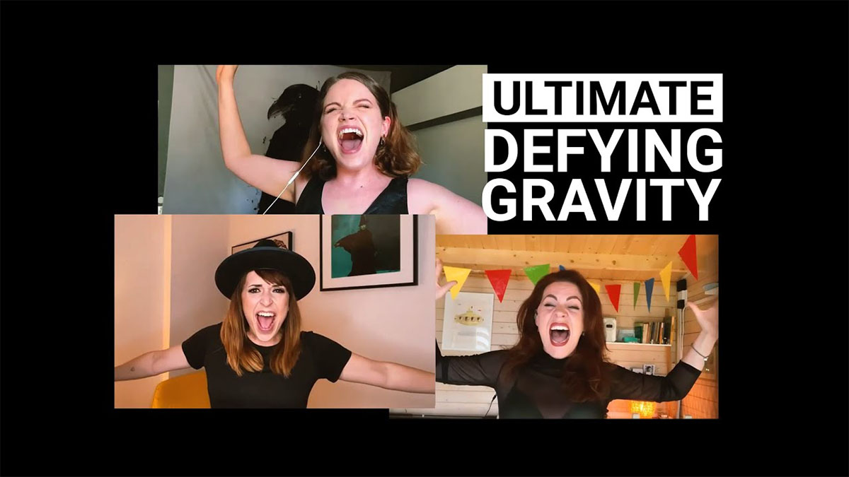 Ultimate Defying Gravity