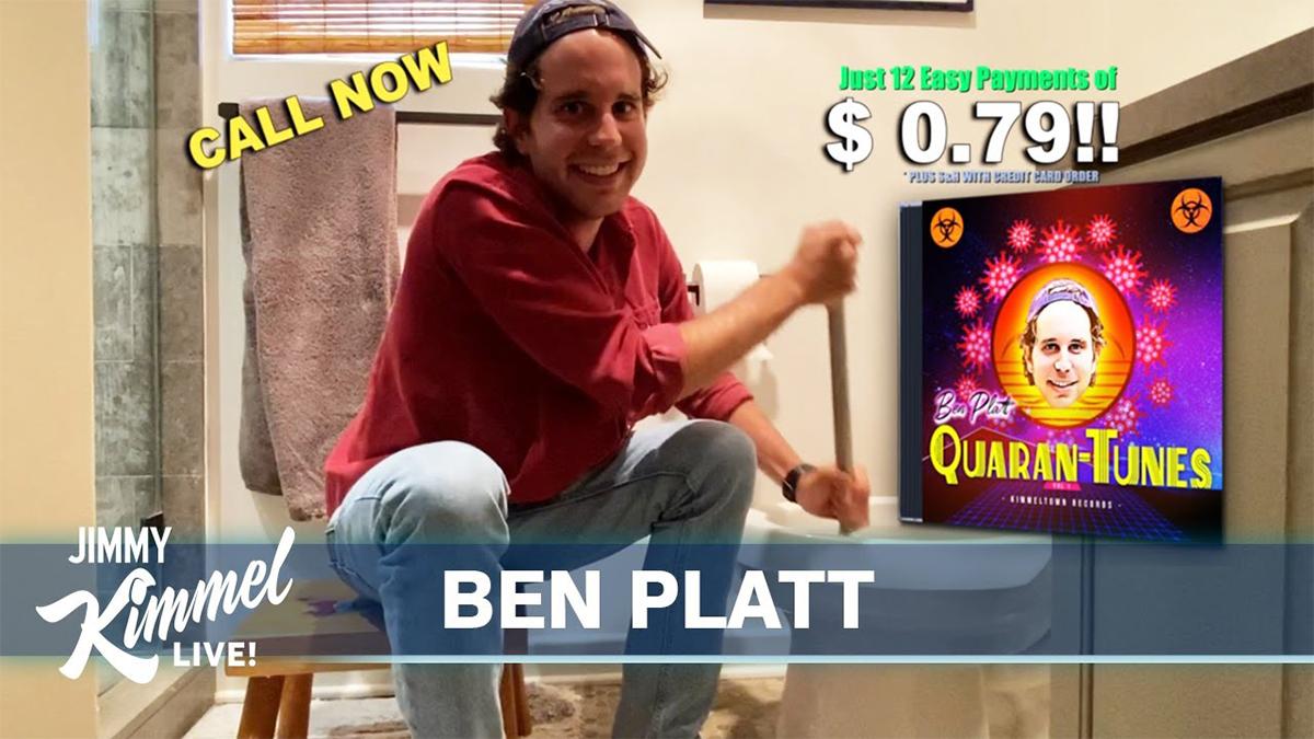 Ben Platt on Jimmy Kimmel